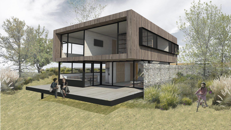 Casa los pinos oz arquitectura - Casa los pinos ...